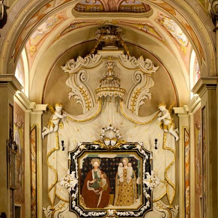 Chiesa di S. Girolamo Dottore in Pontererra
