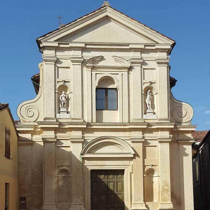 San Rocco in Sabbioneta