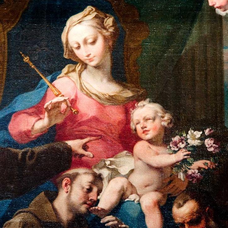Santuario della Beata Vergine delle Grazie in Vigoretto