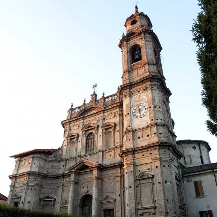 Chiesa di S.Antonio Abate in Villa Pasquali